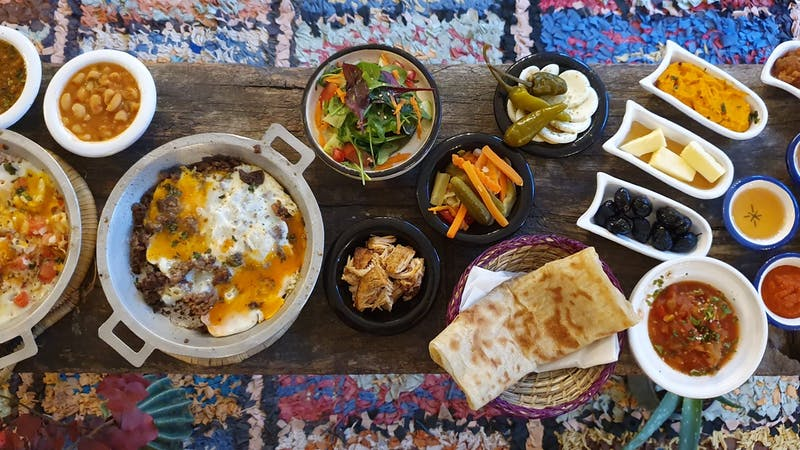 Marokkanisch, Brunch, Restaurant