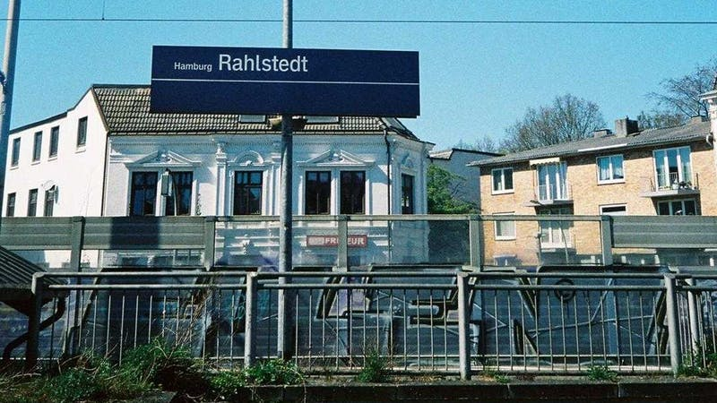 Bahnhof Rahlstedt
