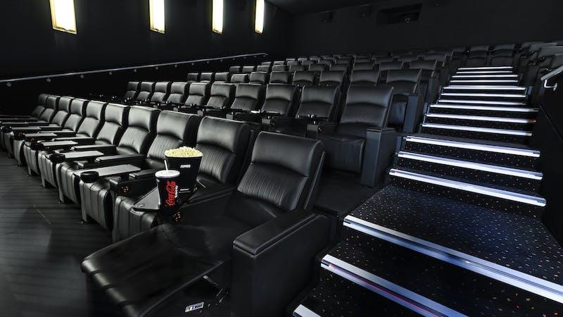 Recliner Sitze CinemaxX Kino