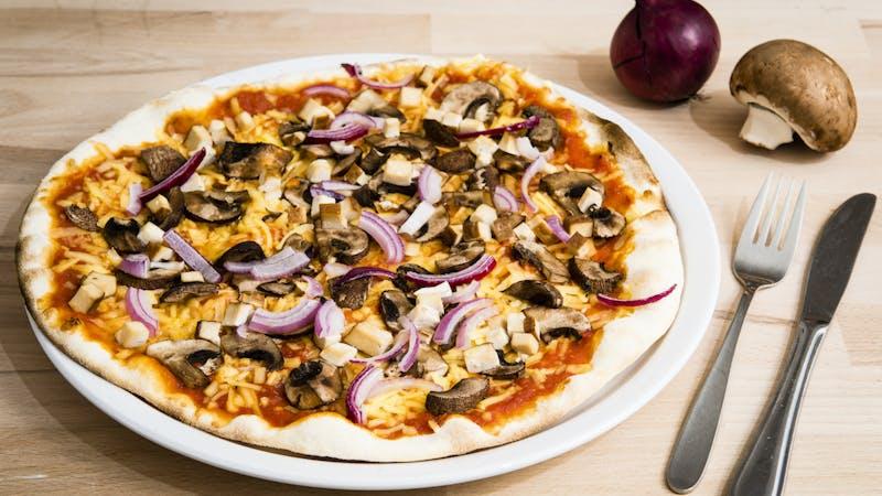 Pizza Angerling im Vistro