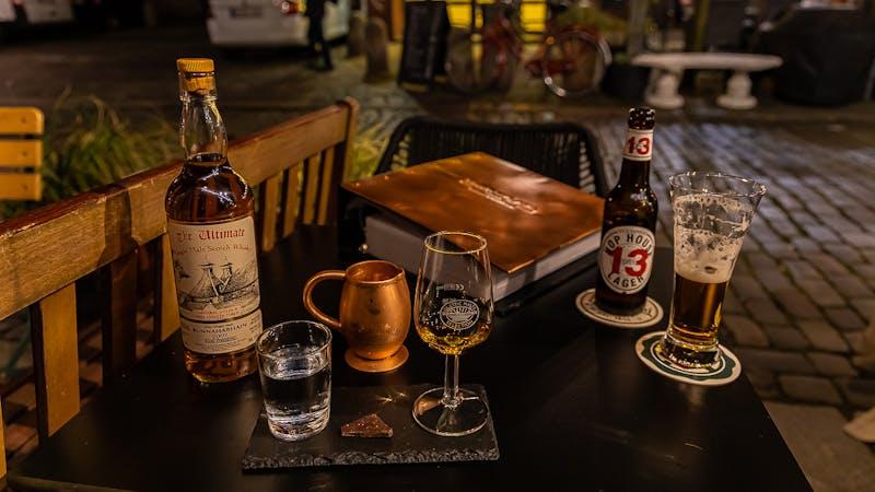 Bar Whiskyplaza